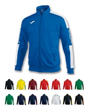 Joma Champion IV Tracksuit Top
