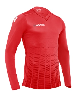 Macron Gemini Red (Shirt)